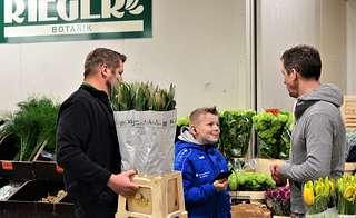 Blumengrossmarkt Düsseldorf – inside:market – Der Frühling ist da!