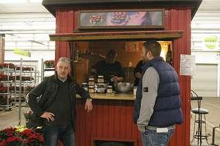 Blumengrossmarkt Düsseldorf – inside:market – Nikolaus-Veranstaltung