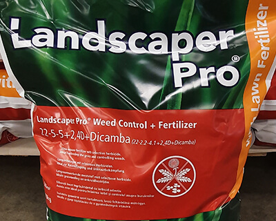 Landscape Pro® Rasenlangzeitdünger mit Unkrautvernichter 10 Kg