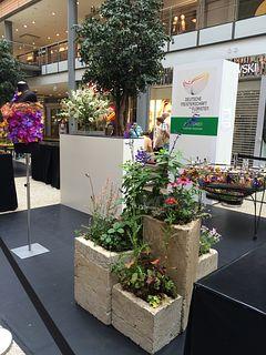 Blumengrossmarkt Düsseldorf: Deutsche Meisterschaft der Floristen 2016
