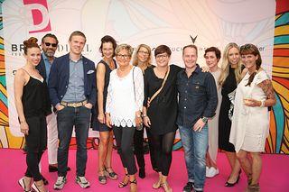 Fashion Net & Friends Come Together auf dem Blumengrossmarkt Düsseldorf