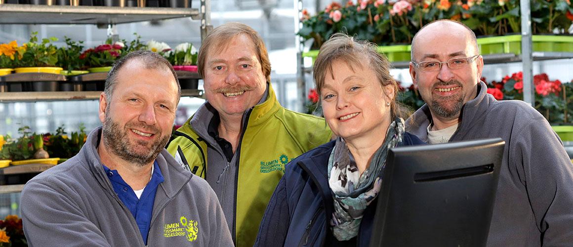 Blumengroßmarkt Düsseldorf – Angebotsliste für den Facheinzelhandel