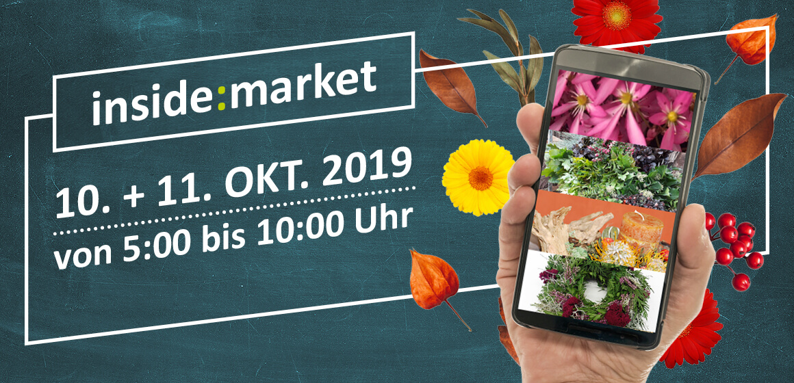 inside:market – Highlights rund um die Aktionstage