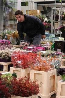 Blumengrossmarkt Düsseldorf – inside:market – Herbst-Veranstaltung (Foto: Klaus von Jackelmann)